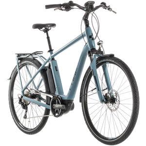 Cube Town Sport Hybrid Pro 400 Blue'n'Black bei fahrrad.de Online