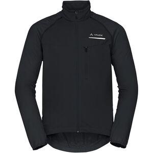 VAUDE Windoo Pro Zip-Off Jacket Men black