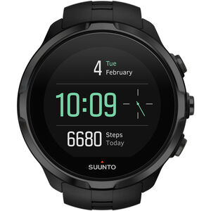 Suunto Spartan Sport HR GPS Multisport Watch all black all black