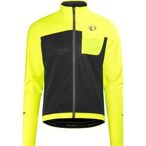 PEARL iZUMi Select Escape Softshell Jacket Men Screaming Yellow/Black