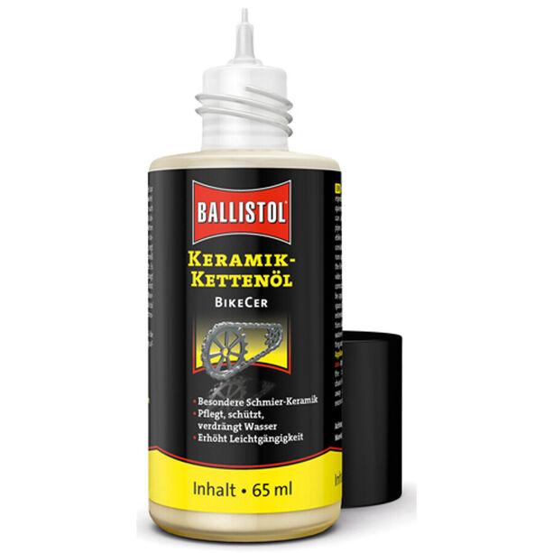 Ballistol BikeCer Keramik Kettenöl Flasche 65ml