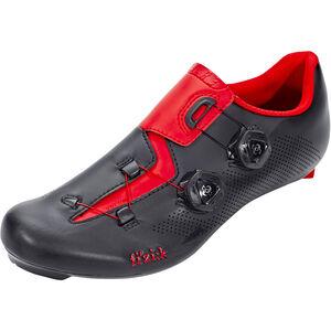 Fizik Aria R3 Rennradschuhe schwarz/rot schwarz/rot