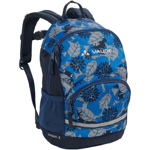 VAUDE Minnie 5 Backpack Kinder radiate blue