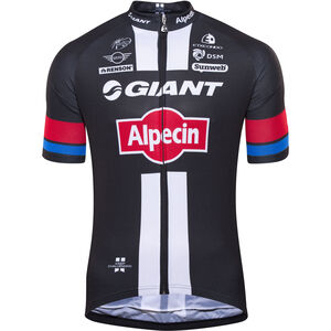 Etxeondo Replica Team Giant-Alpecin Standard Jersey Men black