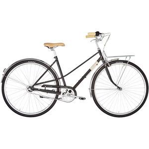 Creme Caferacer Uno Ladies black sparkle bei fahrrad.de Online