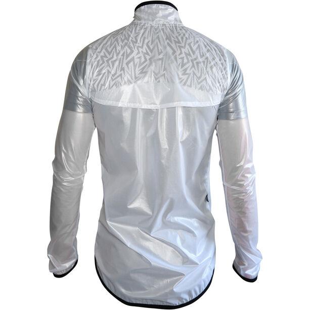 Biehler Platzregen Jacke Herren white