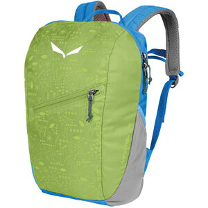 SALEWA Minitrek 12 Backpack Kinder leaf green leaf green