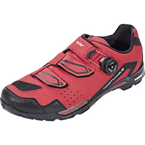 Northwave Outcross Plus Shoes dark red