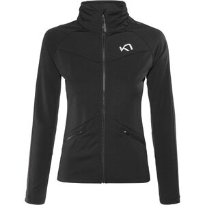 Kari Traa Louise Midlayer Fleece Damen black black