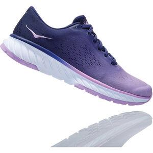 Hoka One One Cavu 2 Running Shoes Damen lavendula/medieval blue lavendula/medieval blue