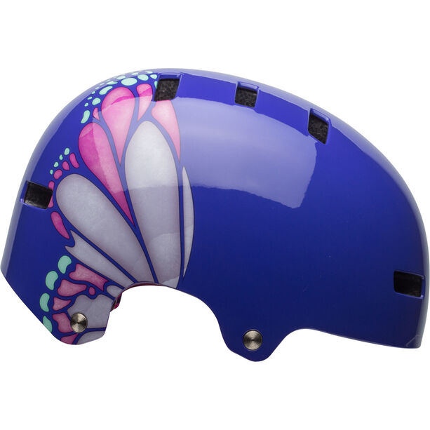 Bell Span Helmet Kinder purple/pink/iceberg glide