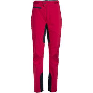 VAUDE Qimsa II Softshell Pants Damen cranberry cranberry