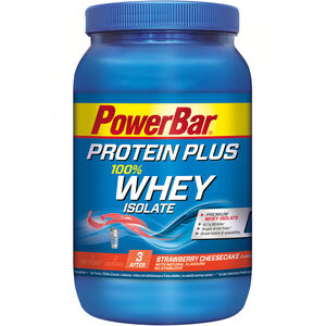 PowerBar ProteinPlus Whey Isolate 100% Dose Strawberry Cheesecake 570g