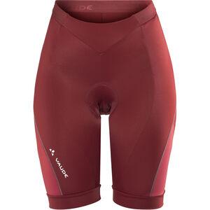 VAUDE Advanced II Pants Women red cluster