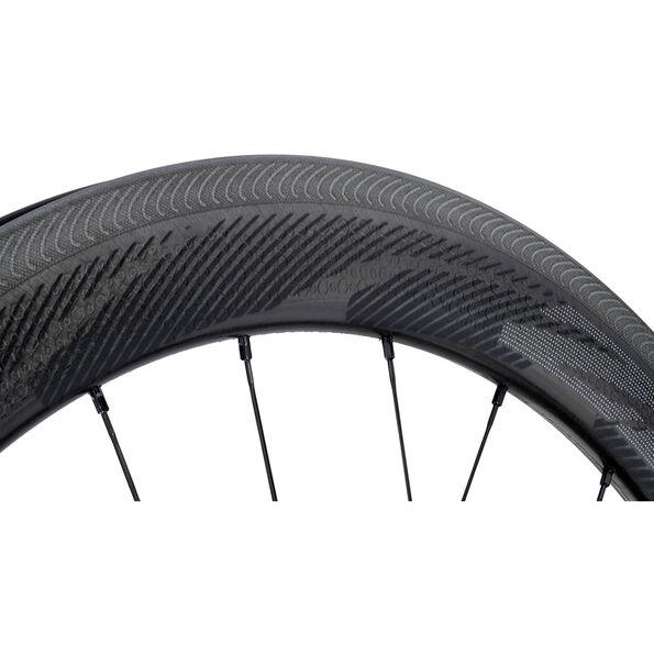 Zipp 404 NSW Vorderrad Tubeless Carbon Clincher impress graphics