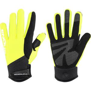 Endura Strike II Handschuhe Damen neon-gelb neon-gelb