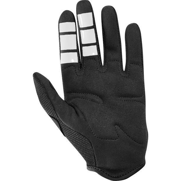 Fox Kids Dirtpaw Gloves Kinder black