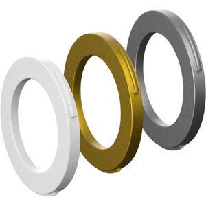 Magura Blenden-Kit 2 Kolben Bremszange ab MJ2015 weiß/gold/silber weiß/gold/silber