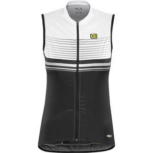 Alé Cycling Graphics PRR Slide Sleeveless Jersey Damen black-white black-white
