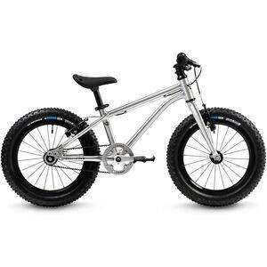 """Early Rider Seeker Fahrrad 16"""" Kinder aluminium aluminium"""