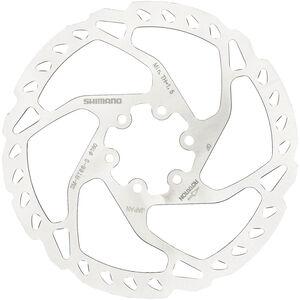 Shimano Deore SM-RT66 Bremsscheibe 6-loch silber bei fahrrad.de Online