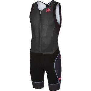 Castelli Free Sanremo Sleeveless Suit Herren black black