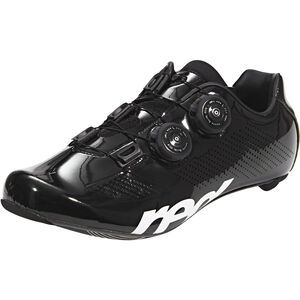 Red Cycling Products PRO Road I Carbon Unisex Rennrad Schuhe schwarz