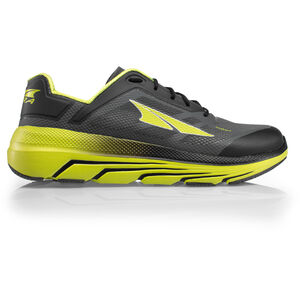 Altra Duo Road Running Shoes Herren gray/lime gray/lime