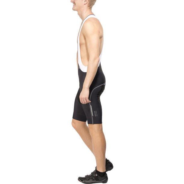 GORE BIKE WEAR Oxygen Partial Thermo Bib Tights Short Herren black