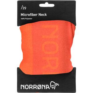 Norrøna /29 Microfiber Neck scarlet ibis/roiboos tea scarlet ibis/roiboos tea