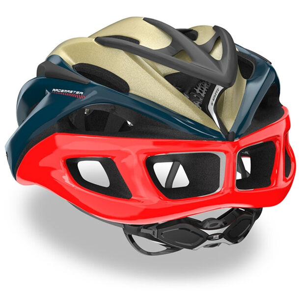 Rudy Project Racemaster Helmet gold replica (shiny)
