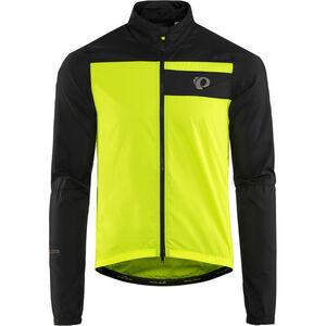 PEARL iZUMi Elite Escape Barrier Jacket Men black/screaming yellow bei fahrrad.de Online