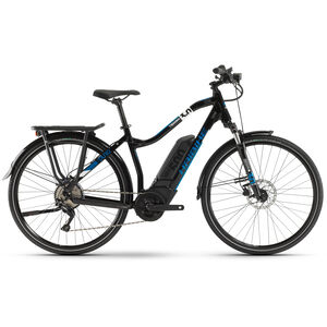 HAIBIKE SDURO Trekking 3.0 Damen black/white/blue black/white/blue
