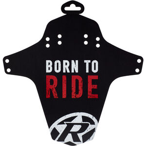 Reverse Born to Ride Schutzblech rot