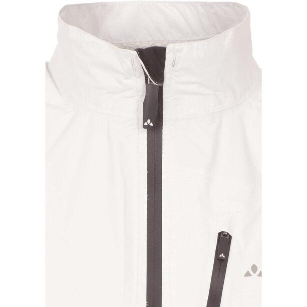 VAUDE Drop III Jacket Damen white