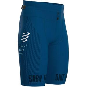 Compressport Triathlon Under Control Oxygen Kona 2019 Shorts Herren blue blue