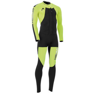 Head Swimrun Rough 4.3.2 Wetsuit Herren yellow/black yellow/black