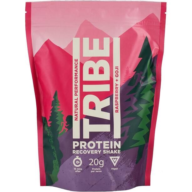 TRIBE Protein Shake Pouch 500g raspberry/goji