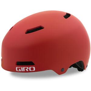 Giro Dime FS Helmet Kinder matte dark red matte dark red