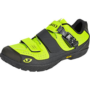 Giro Terraduro Shoes Herren lime/black lime/black