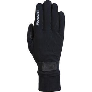 Roeckl GTX Fahrrad Handschuhe black black