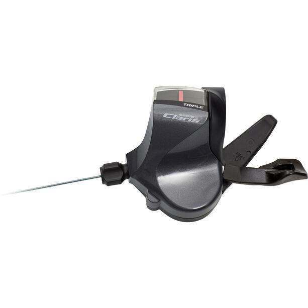 Shimano Claris SL-R2000/-R2030 Schalthebel 3-fach grau