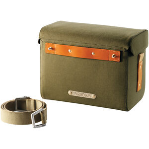 Brooks Isle of Skye Lenkertasche green/honey green/honey