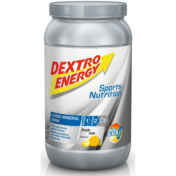 Dextro Energy Carbo Mineral Drink Dose 1120g Fruit Mix