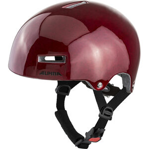 Alpina Airtime Helmet red red