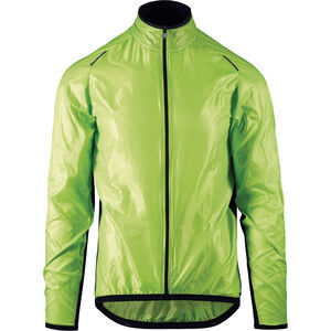 assos Mille GT Wind Jacket visibility green visibility green
