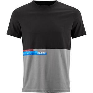 Cube Team T-Shirt Herren black