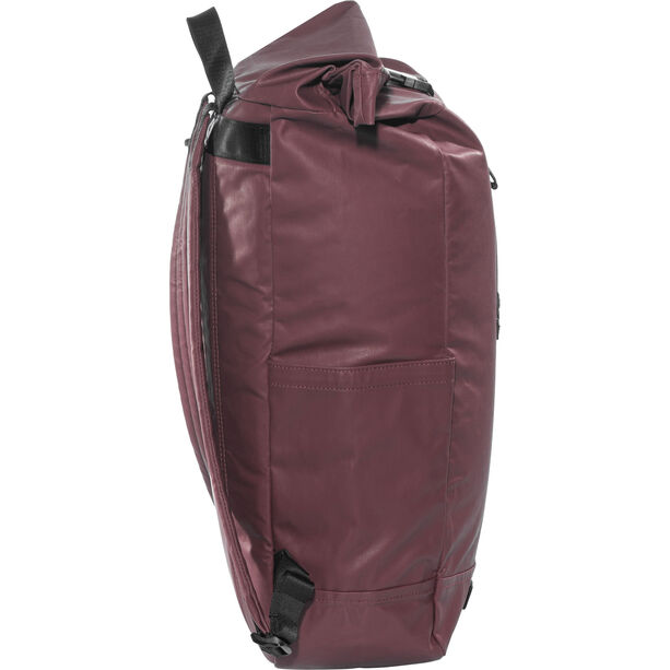 Timbuk2 Tuck Pack Carbon Coated Rucksack merlot