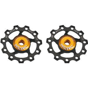 KCNC Jockey Wheel Ultra SS Bearing 11 Zähne Paar schwarz bei fahrrad.de Online