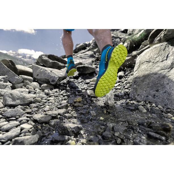Dynafit Speed MTN GTX Schuhe Herren mykonos blue/lime punch